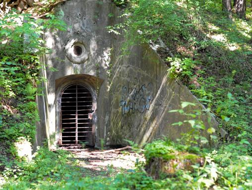 Silo bunkeris